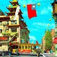 San Francisco (Chinatown le jour)